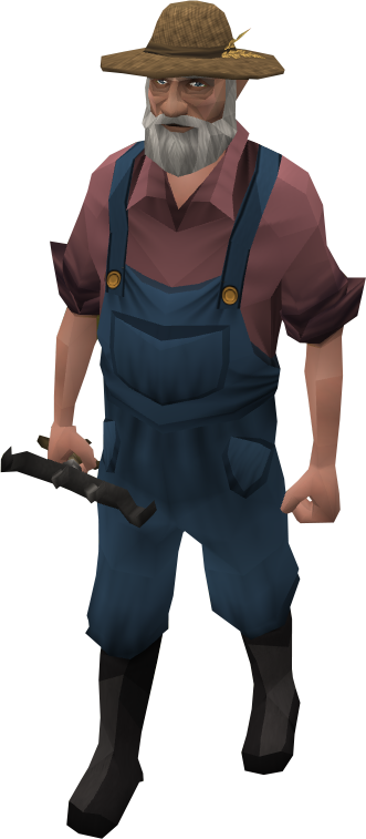 Image - Wyson the Gardener.png - The RuneScape Wiki