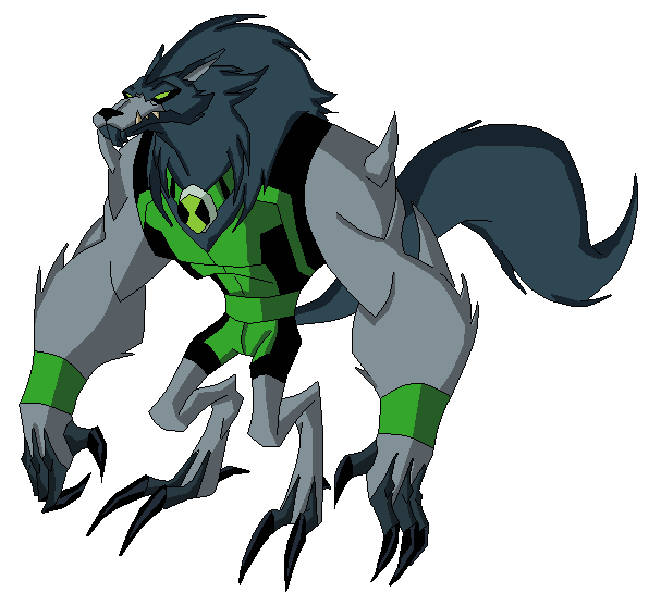 Image - Blitzwolfer proto 1.PNG - Ben 10 Fan Fiction ...