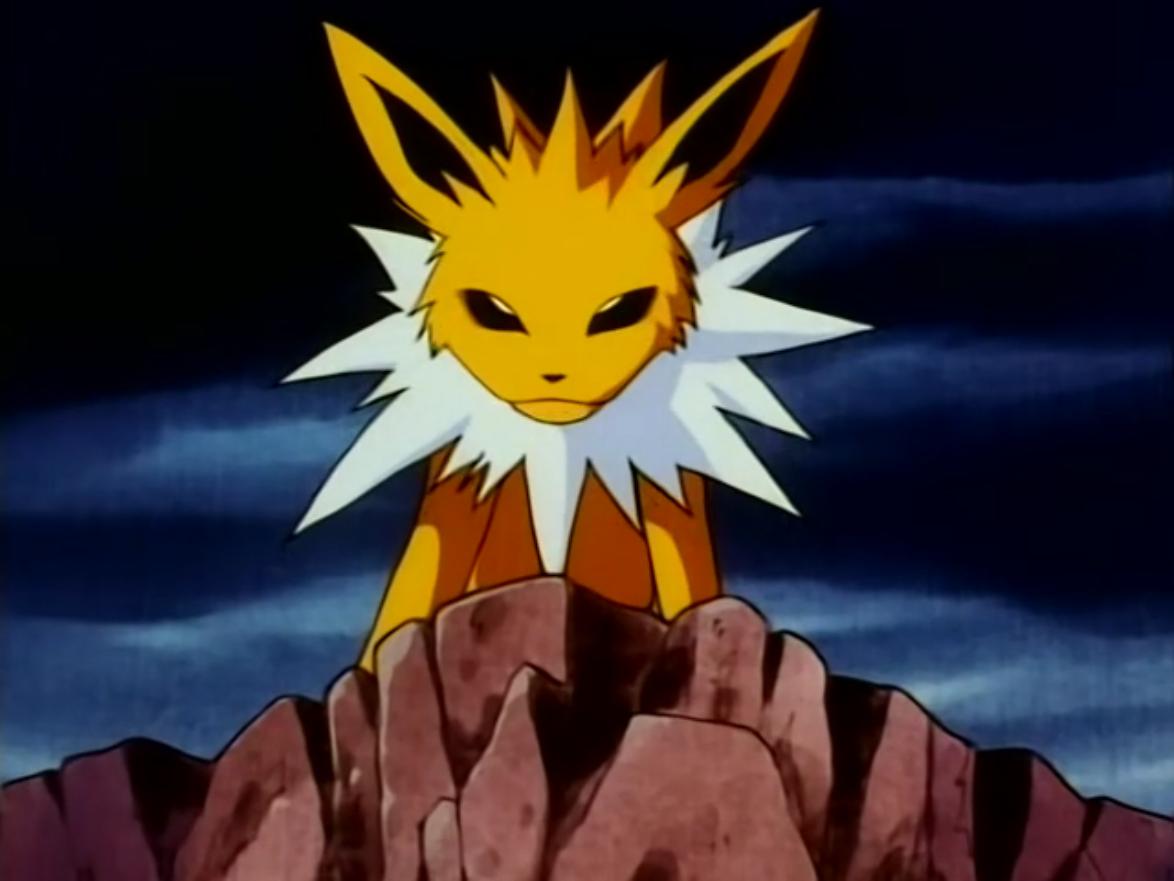 Jolteon Pokdex More At Pokemon