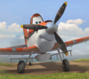 Planes characters