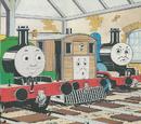 Ghost Train (magazine story)