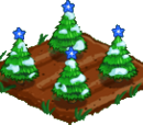 Mini Holiday Trees