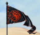 Targaryen Pennant