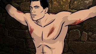 Archer Clip - Sterling Captured By the KGB