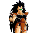 Raditz vs Garlick Jr. 100% (pelicula)