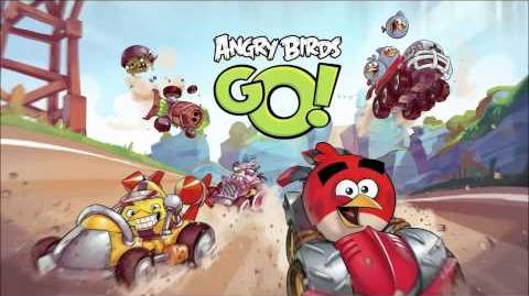 Angry Birds Go! Soundtrack 5 Stunt