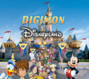 Disney's Digimon at Disneyland