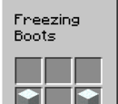 Freezing Boots
