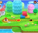 Worlds in New Super Mario Bros. 2