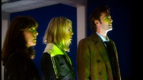 The God Maker - Doctor Who - School Reunion - Series 2 - BBC