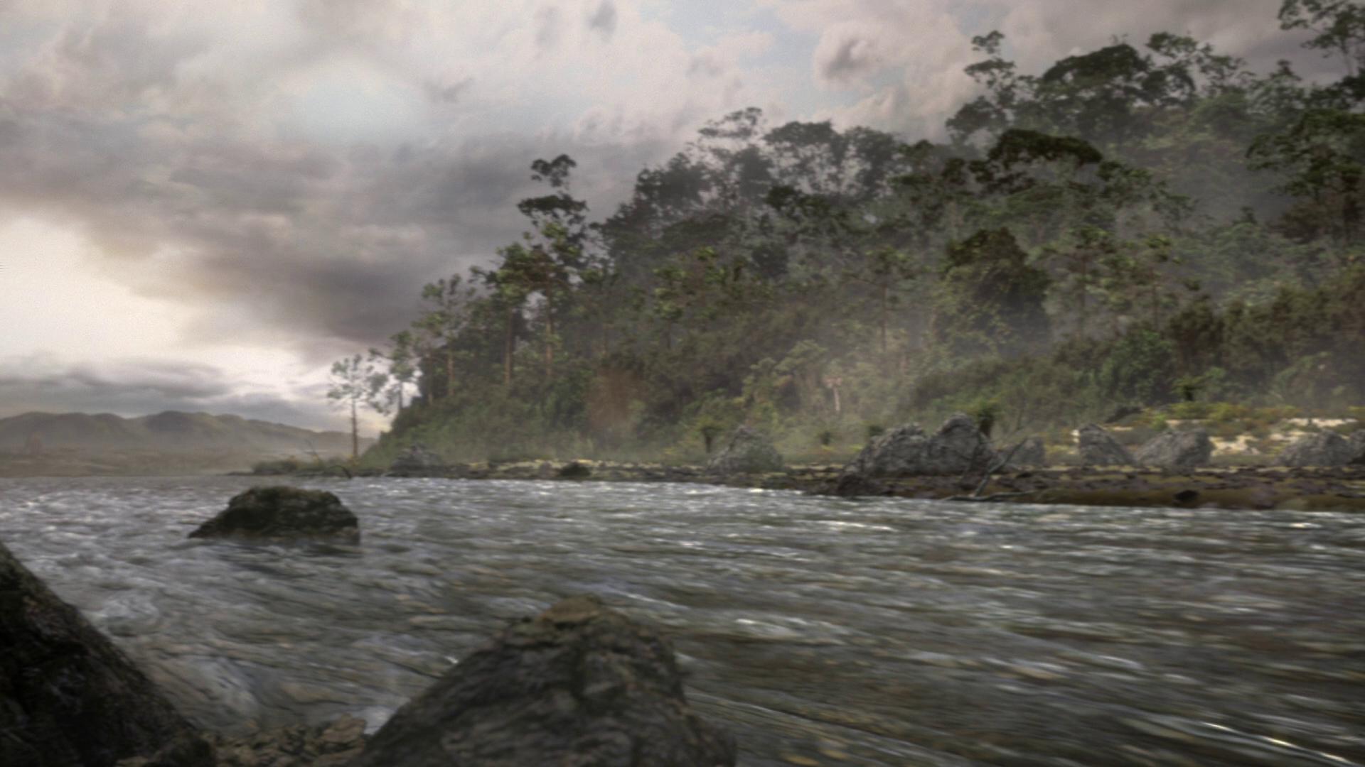 Onchopristis river - Planet Dinosaur Wiki