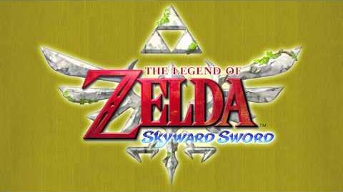Ballad of the Goddess - The Legend of Zelda Skyward Sword