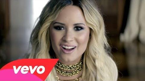 "Demi Lovato - Let It Go (from ""Frozen"") Official-0"
