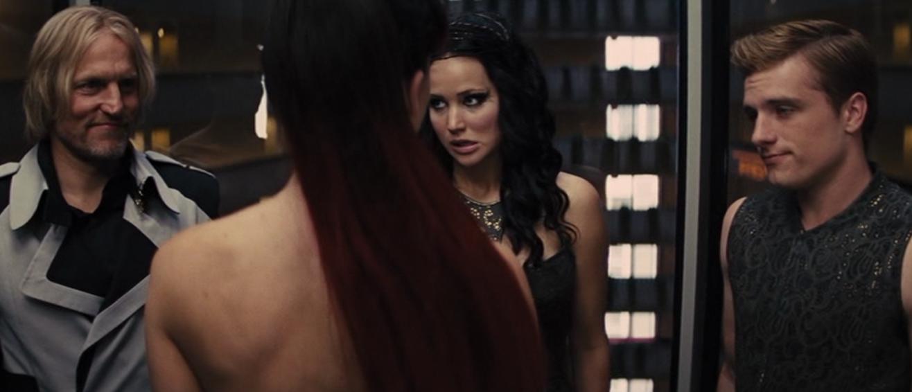 Johanna Mason -... The Hunger Games Wiress