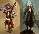 Классы (Diablo III)