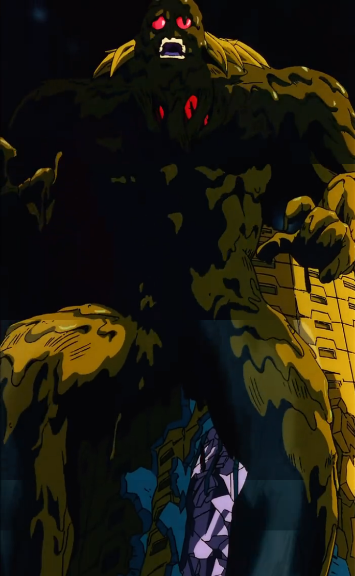 Dragon Ball Z Bio Broly Anime Tv Tropes