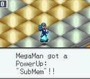 List of Mega Man Battle Network 3 upgrades