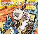Regular Show: Skips (Número 6)/Páginas