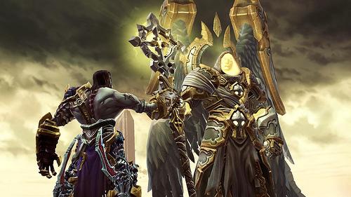 Darksiders Archon Rod of Arafel - Darksi...