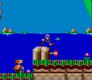 Localizaciones de Sonic Chaos
