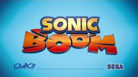 Sonic Boom TV Series - Trailer