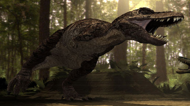 Size of this preview  640   215  359 pixels   Other resolution  320   215  180    Jurassic Fight Club Dromaeosaurus