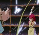 Kurama vs Ura Urashima