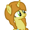 Shimmering Pony