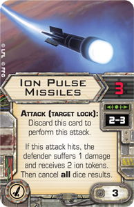 Ion Pulse Missiles X Wing Miniatures Wiki