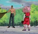 Genkai vs Toguro el Menor