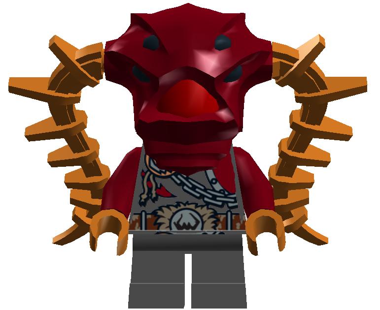 Custom:LEGO Legends of Chima: Underwater Discovery