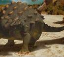 Mongolian Ankylosaur