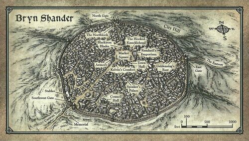 Locations On The Sword Coast North The Forgotten Realms