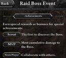 Raid Boss Event