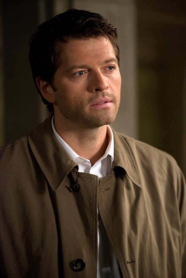 castiel supernatural scary just got sexy