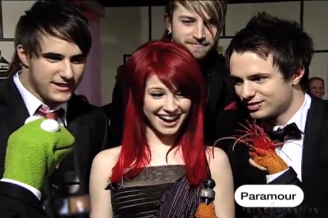 Paramore muppet wiki wikia