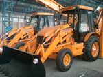 Standard (India) BL-250 backhoe - 2012