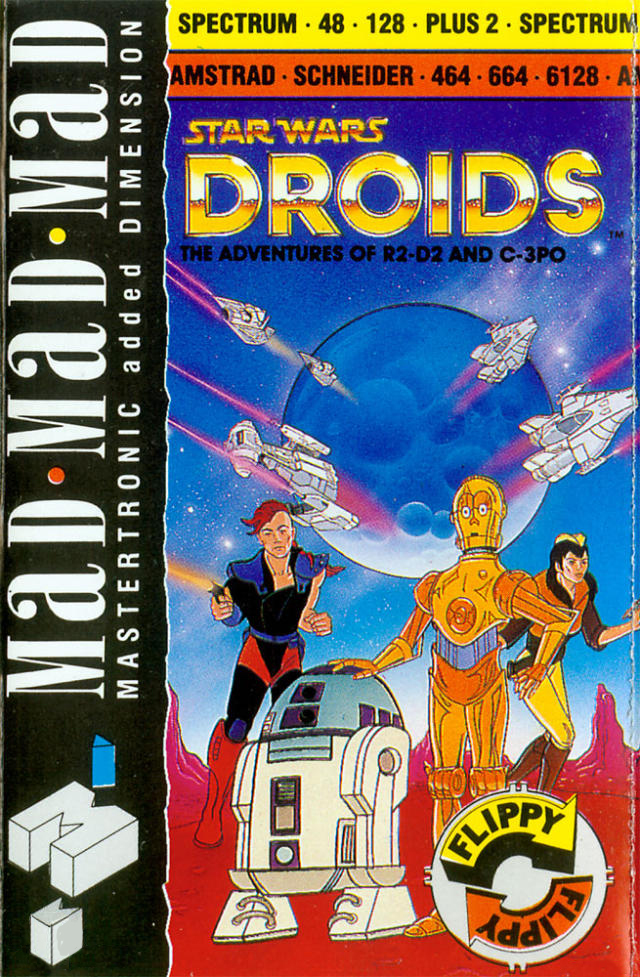 Droids Star Wars Cartoon Star Wars Droids