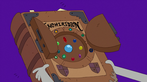 The Enchiridion Book The Adventure Time Wiki
