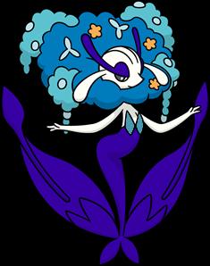 Image - 671 Florges Blue Flower DW Shiny.png ...
