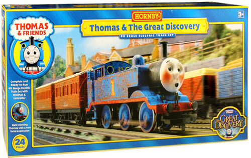 thomas   great discovery set hornby thomas wiki
