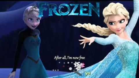 Frozen - Let It Go (Japanese Version) 【Lyrics Romaji Trans】