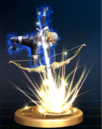 Light Arrow (Sheik) - Brawl Trophy.png
