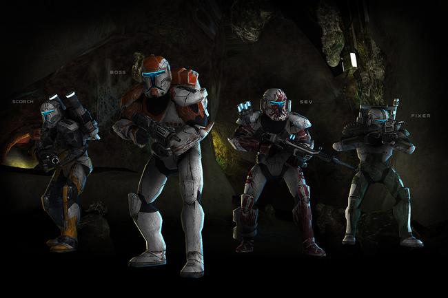 Delta Squad RC