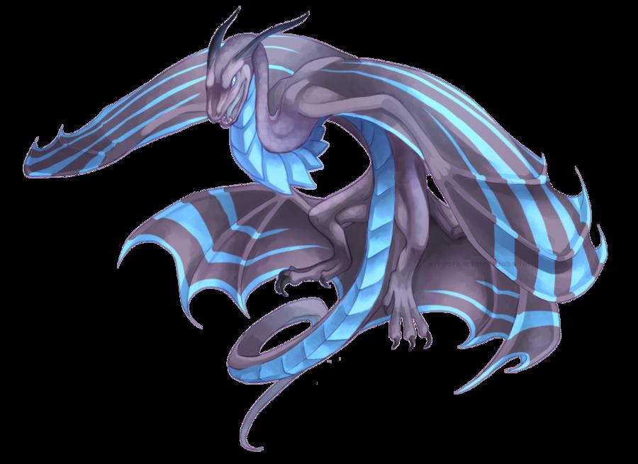 Wyvern Dragon: Nhiostrife Wyvern