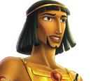 Personajes de El Príncipe de Egipto