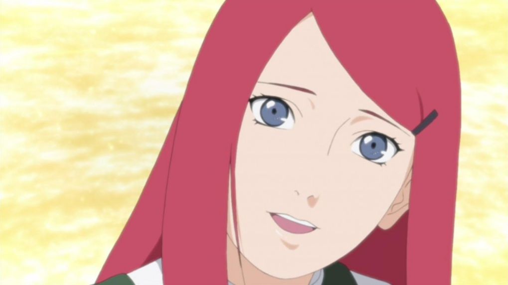 La Agradable Personalidad De Kushina