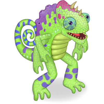 Pics Photos - My Singing Monsters Reebro Monster Png