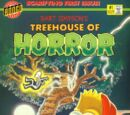 Bart Simpson's Treehouse of Horror issues