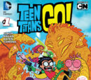 Teen Titans Go!/Covers